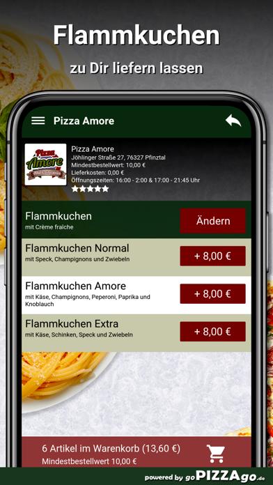Pizza Amore Pfinztal screenshot 5