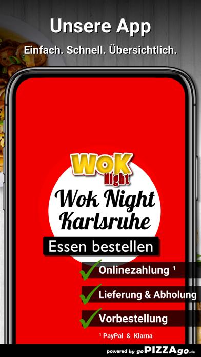 Wok Night Karlsruhe screenshot 2