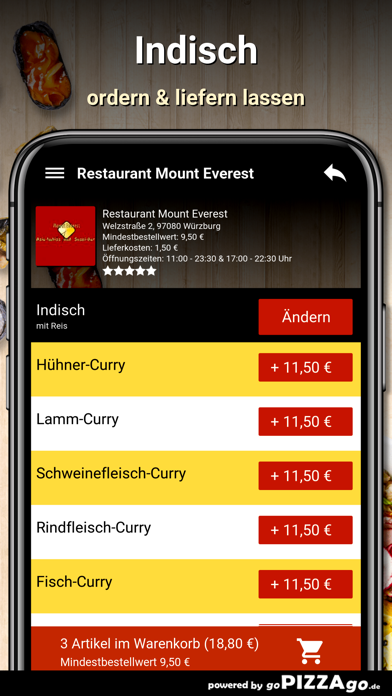 Mount Everest Würzburg screenshot 6