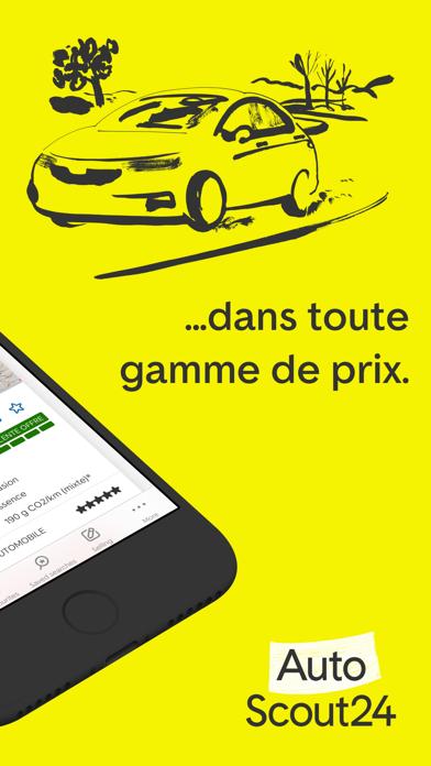 Screenshot #2 pour AutoScout24: marché automobile