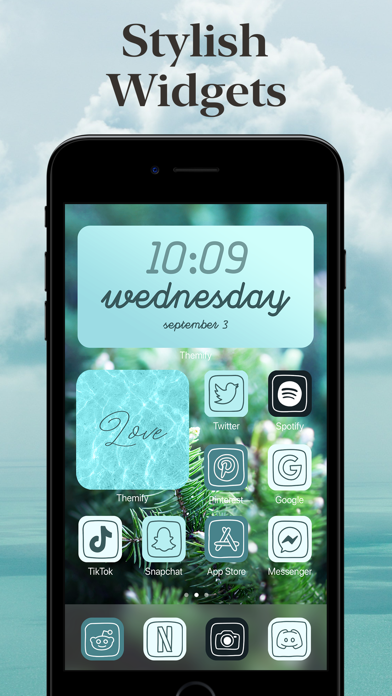 Download Themify: Icon Themes & Widgets for Android