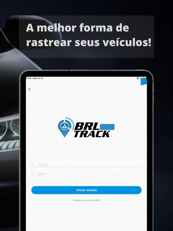 BRL Track screenshot 4