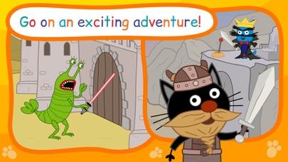 Kid-E-Cats: 就寝時の話紹介画像2