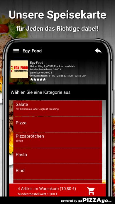 Egy-Food Frankfurt am Main screenshot 4