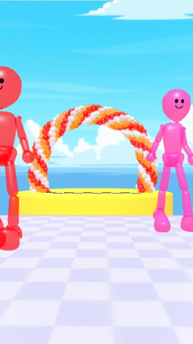 Balloon Crusher: Shoot'em all screenshot 2
