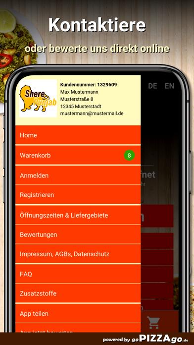 Shere Punjab München screenshot 3