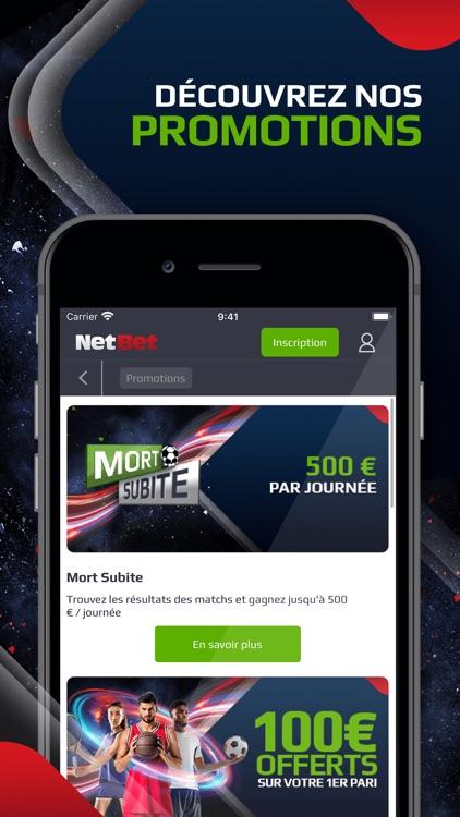 NetBet Sport FR screenshot-3