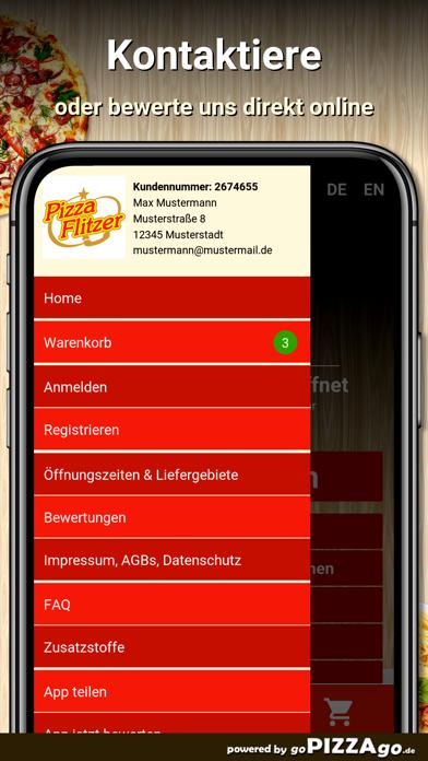 Pizza Flitzer Ilsede screenshot 3
