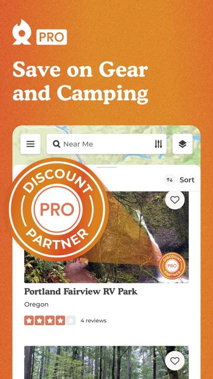 The Dyrt: Tent & RV Camping screenshot-7