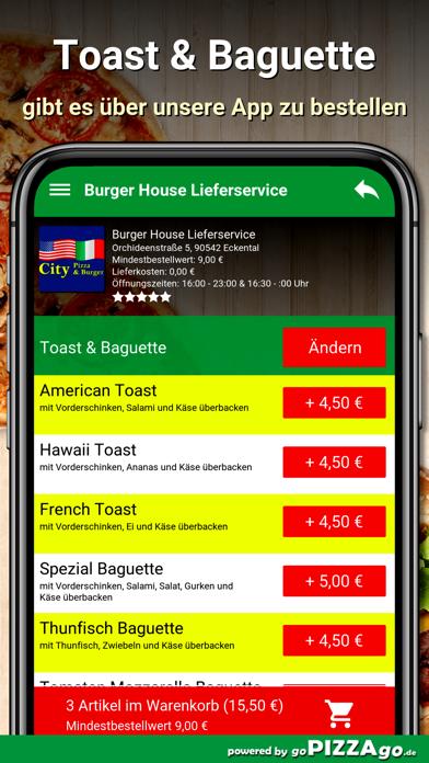 Burger House Eckental screenshot 6