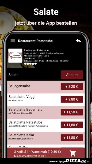 Ratsstube Steinbach (Taunus) screenshot 5