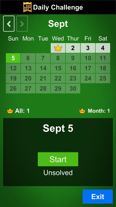 ソリティア -- 無料のクラシックカードゲーム(ソリティア)紹介画像3