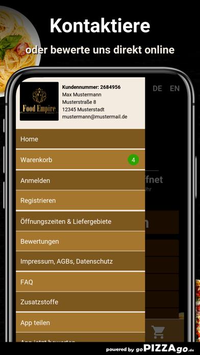 Food Empire Bremen screenshot 3