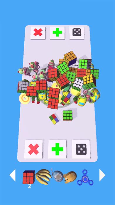 Dice Master: Fidget Trading 3D screenshot 2