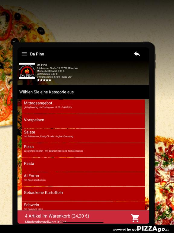 Da Pino München screenshot 8