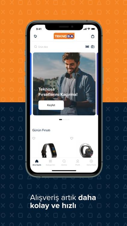 Teknosa – Alışveriş, Teknoloji