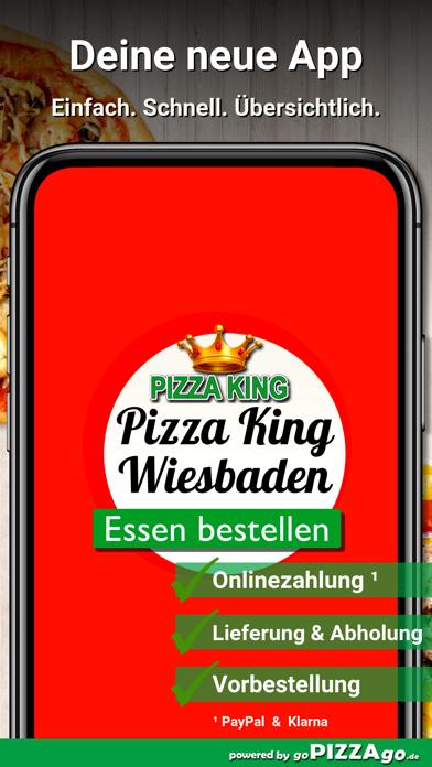 Pizza King Wiesbaden screenshot 1