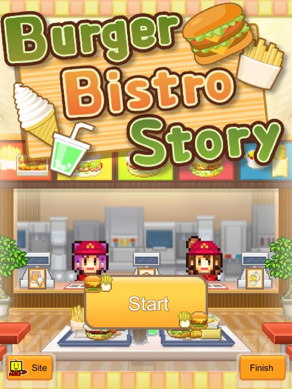 Burger Bistro Story screenshot 10