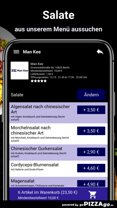 Man Kee Berlin screenshot 5