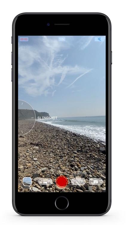 Slingshot Video Filter screenshot-0