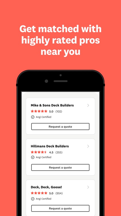 Angi: Find Local Home Services
