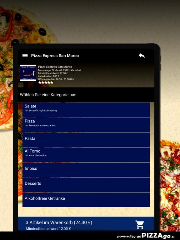 Pizza Express San Marco Altens screenshot 8