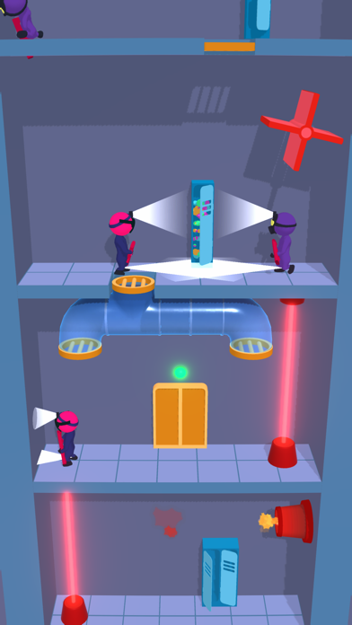 Particle Escape screenshot 5