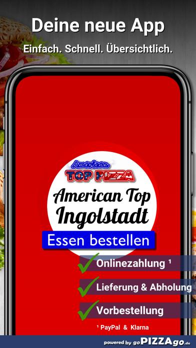 American Top Pizza Ingolstadt screenshot 1