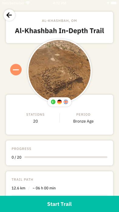 Archaeotrail screenshot 3