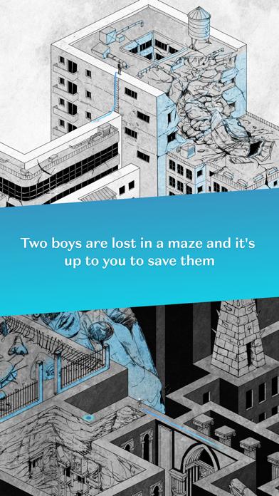 UNMAZE screenshot 1
