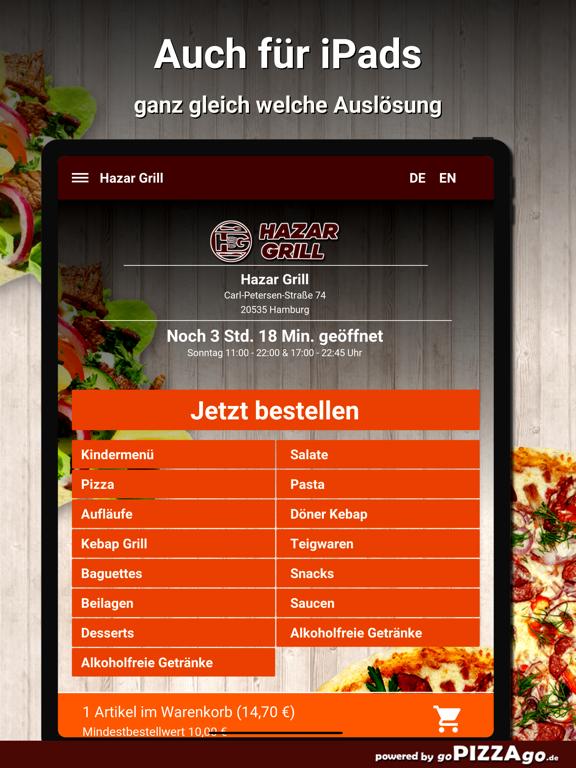 Hazar Grill Hamburg screenshot 7