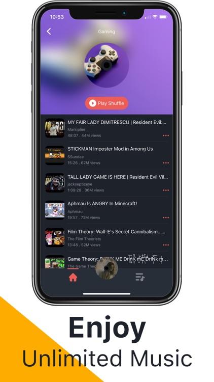 Musi - Offline Music & Videos screenshot-3