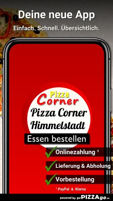 Pizza Corner Himmelstadt screenshot 1