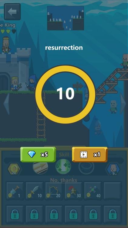 Castle Battle War screenshot-4