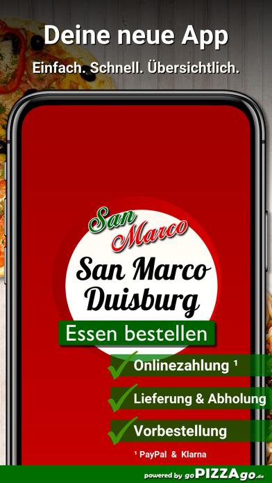 Pizzeria San Marco Duisburg screenshot 1
