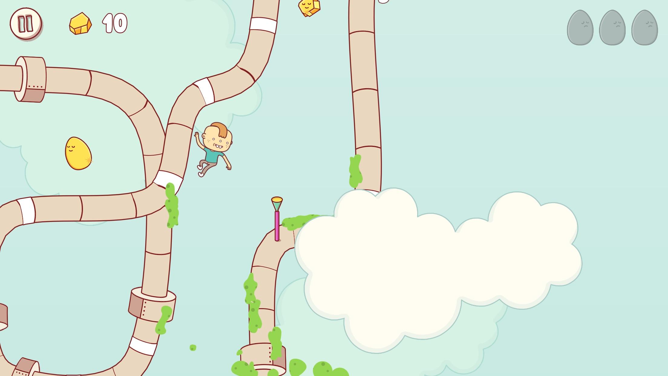 Screenshot do app Eggggg