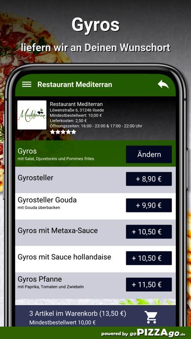 Restaurant Mediterran Ilsede screenshot 6