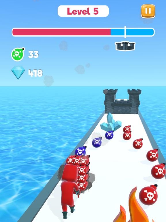 Bomber Rush 3D screenshot 6