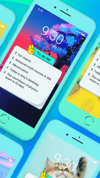 Scheduler:Planner & Reminders screenshot-3