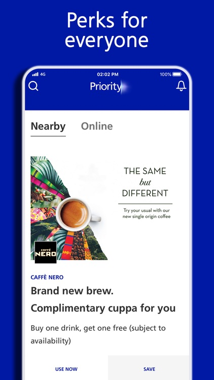 Priority - Rewards & Tickets screenshot-4