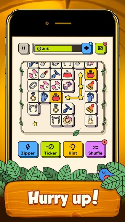 Twin Tiles - Tile Connect Game