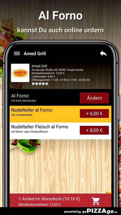 Amed Grill Tangermünde screenshot 5