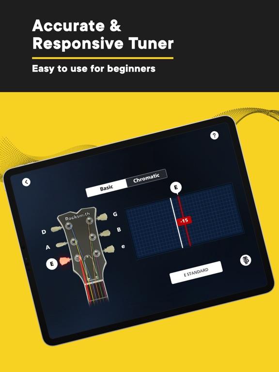 Rocksmith+ Connect – Tuner App screenshot 5