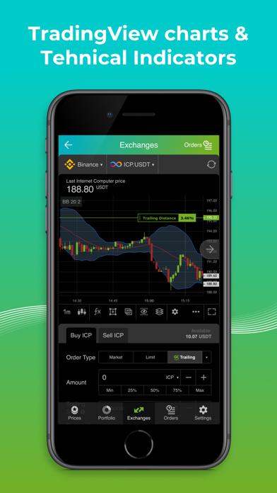 Good Crypto: все крипто биржиСкриншоты 4