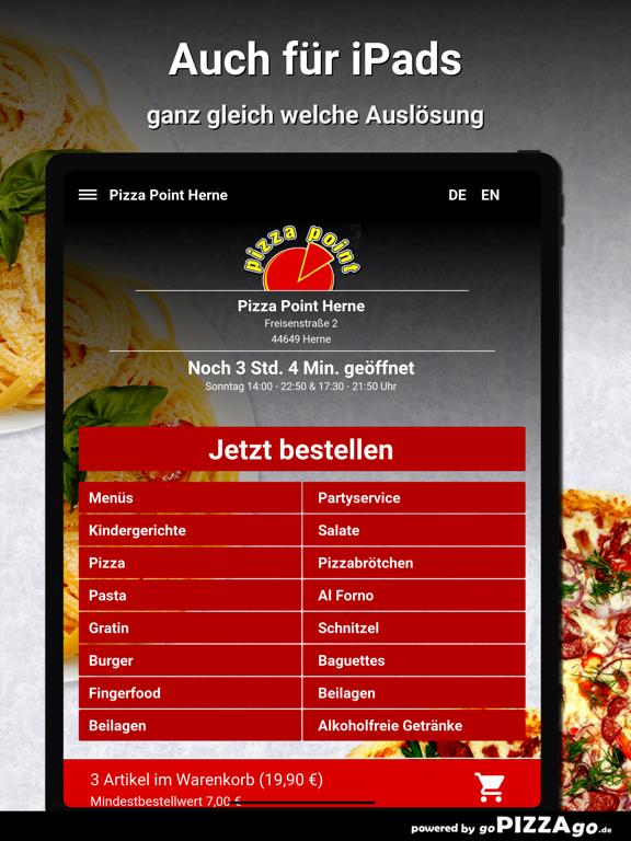 Pizza Point Herne Herne screenshot 7
