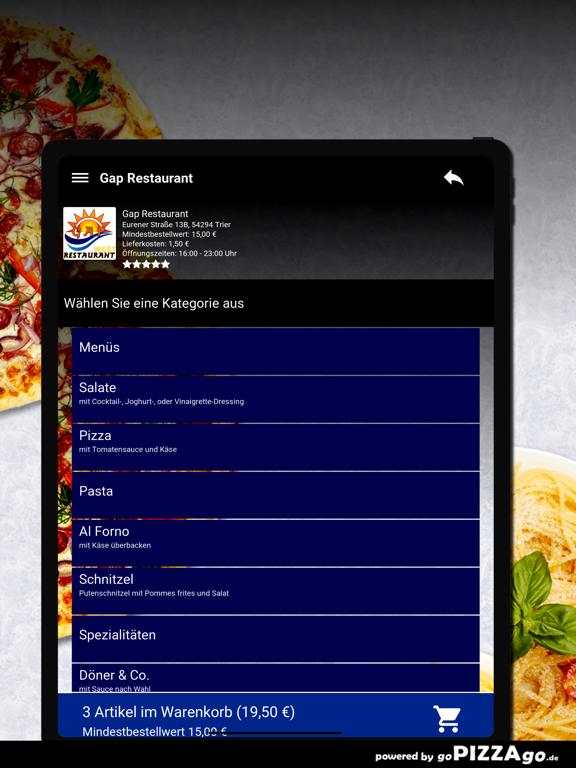 Gap Restaurant Trier screenshot 8