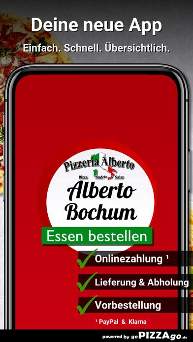 Pizzeria Alberto Bochum screenshot 1