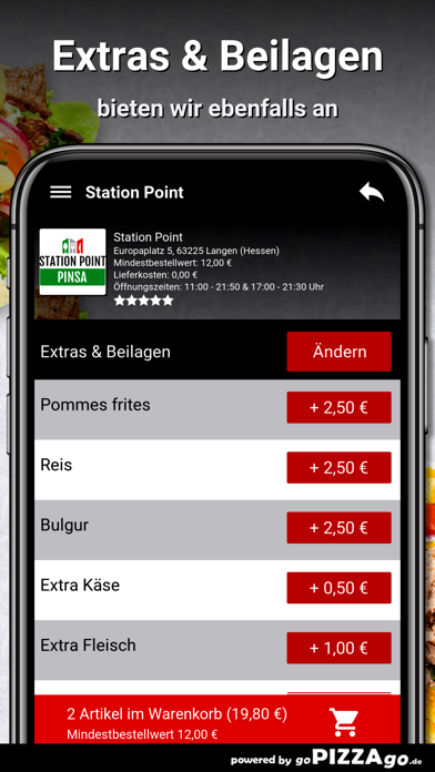 Station Point Langen (Hessen) screenshot 6