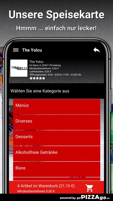 The Yolcu Pinneberg screenshot 4
