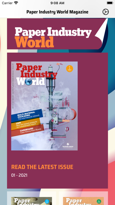 Paper Industry WorldScreenshot of 1